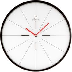 Lowell Designové nástěnné hodiny 14874