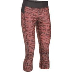 Under Armour HG Ar Pr Capri Lon Or Charcoal Met Sil