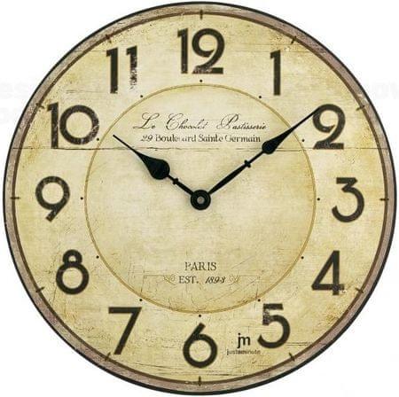 Lowell zegar ścienny 21415