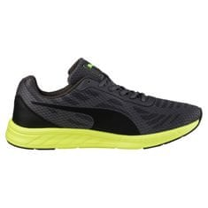 Puma Meteor Asphalt Black Yellow