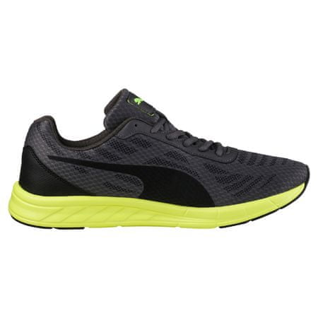 Puma Meteor Asphalt Black Yellow 42,5
