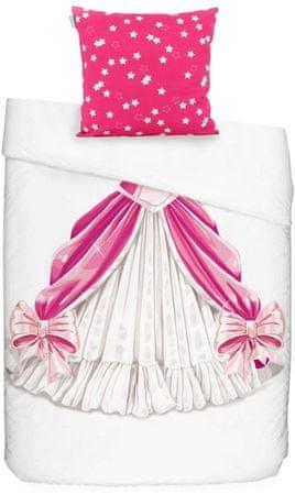 Baleno otroška bombažna posteljnina My Princess Dress