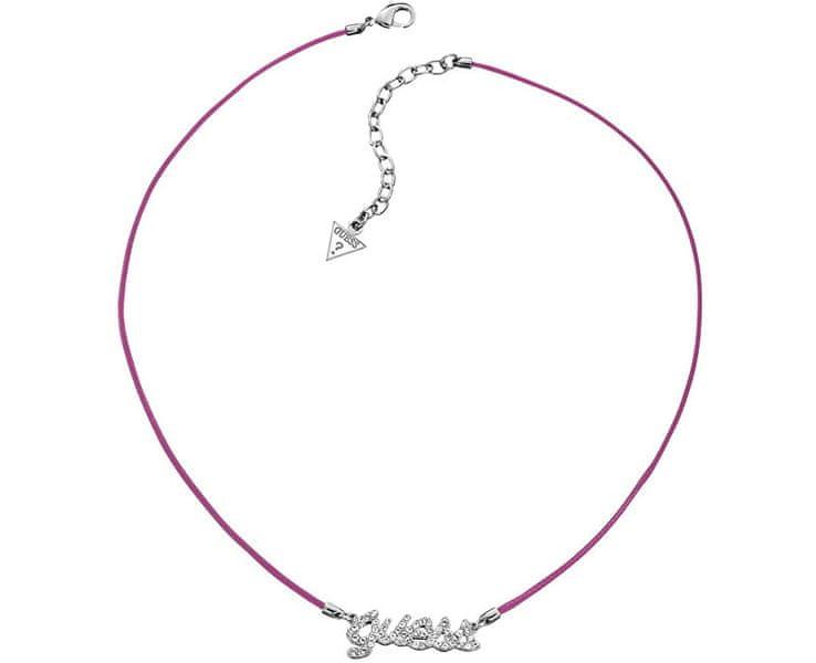 Guess Hravý dámský náhrdelník UBN21205