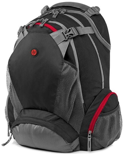 "HP Batoh na notebook Full Featured Backpack (17.3""), černá"