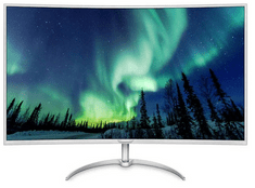 Philips 4K Ultra HD LCD monitor BDM4037UW