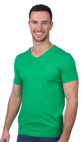 Gant pánské tričko S zelená