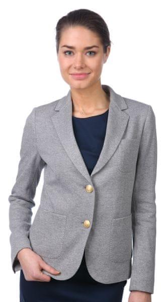 Gant dámské sako 40 šedá