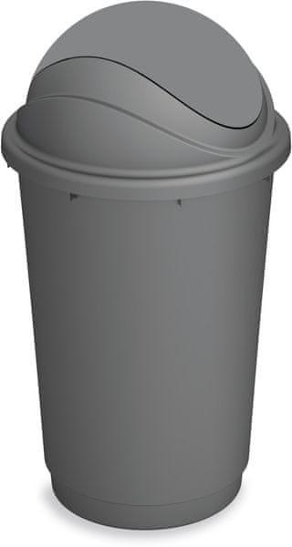 Kis Koš na odpad Pivot 60 l