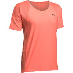 Under Armour ženska majica Armour Sport SS, oranžna