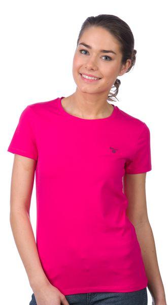 Gant dámské tričko S růžová