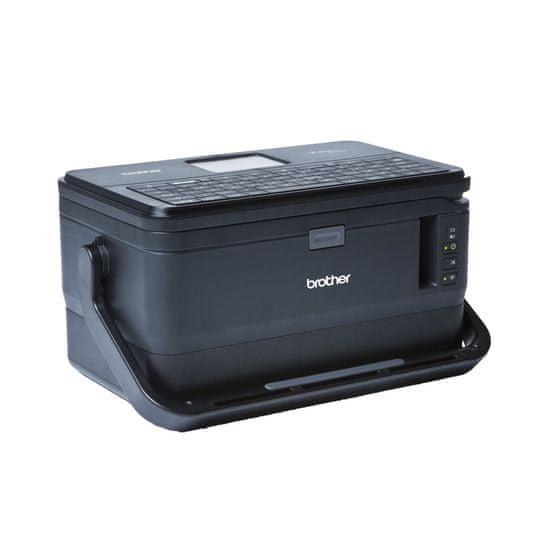 Brother tiskalnik nalepk PT D800W