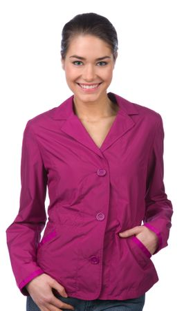 Geox ženska jakna S roza