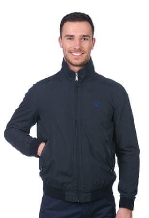 Gant férfi kabát L sötétkék  b1cea74864