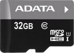 Adata microSDHC 32GB Premier UHS-I s adaptérem (AUSDH32GUICL10 85-RA1)