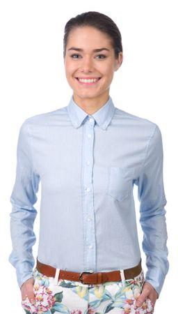 Gant női ing 32 kék