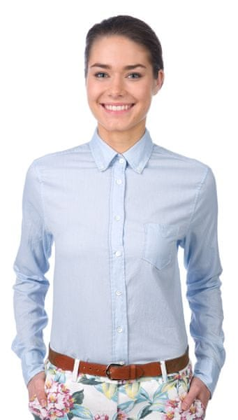 1e394c40a0d Gant dámská košile 32 modrá