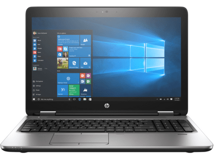 HP prijenosno računalo ProBook 650 G3 i7-7820HQ/8GB/512GB SSD/15,6FHD/HD Graphics 630/Win10Pro (Z2W60EA