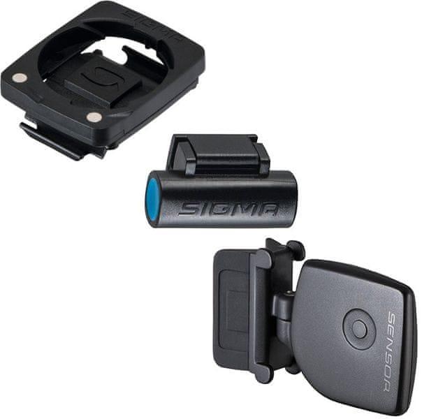 Sigma STS vysílač + držák 2032 + power magnet