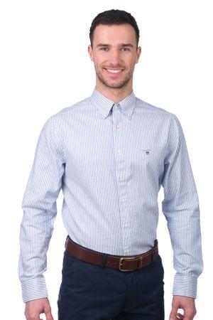 Gant pánská košile M modrá