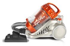 TurboTronic odkurzacz bezworkowy TT-CV05, pomarańczowy