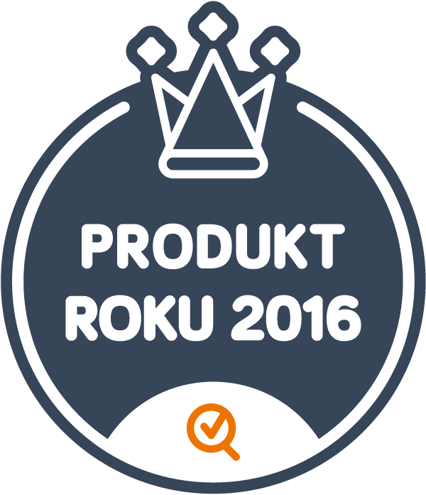 logo Heureka produkt roku 2016