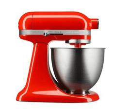 KitchenAid kuhinjski robot Artisan Mini 5KSM3311XEHT, Hot Sauce Red