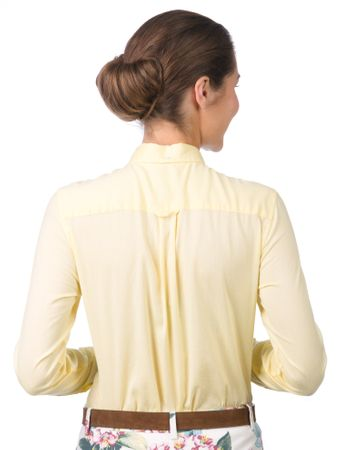 Gant női ing 32 sárga  0de3b0f594