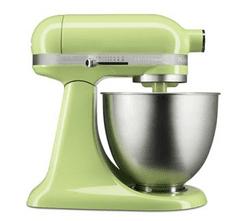 KitchenAid kuhinjski robot Artisan Mini 5KSM3311XEHW, Honeydew Green