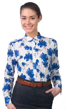 Gant női ing 34 kék