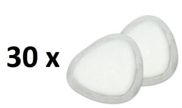 Ameda Diskrétní prsní vložky jednorázové, 30 ks