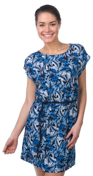 Pepe Jeans dámské šaty Lilian L modrá
