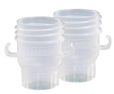 Ameda Sada sáčků na mateřské mléko 20 ks a adaptéry do odsávačky 2 ks - rozbaleno