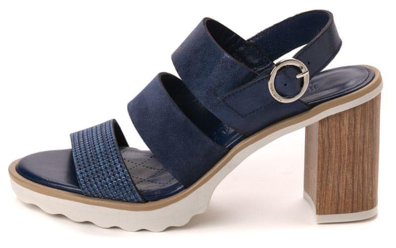 Hispanitas dámské sandály 41 modrá