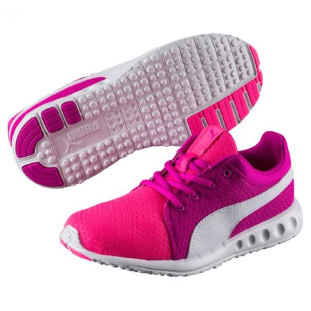 Puma Carson Runner 400 Mesh Jr Knockout Pink 35,5