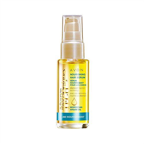 Avon Vyživující sérum na vlasy s marockým arganovým olejem Advanced Techniques (Nourishing hair Serum) 30