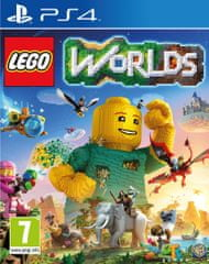 Lego Worlds / PS4