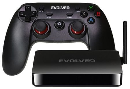 Evolveo MultiMedia Box M4 + Fighter F1