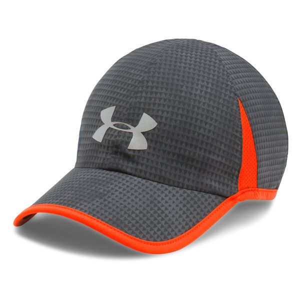 Under Armour Men's Shadow Cap 4.0 Graphite Phoenix Fire Reflective