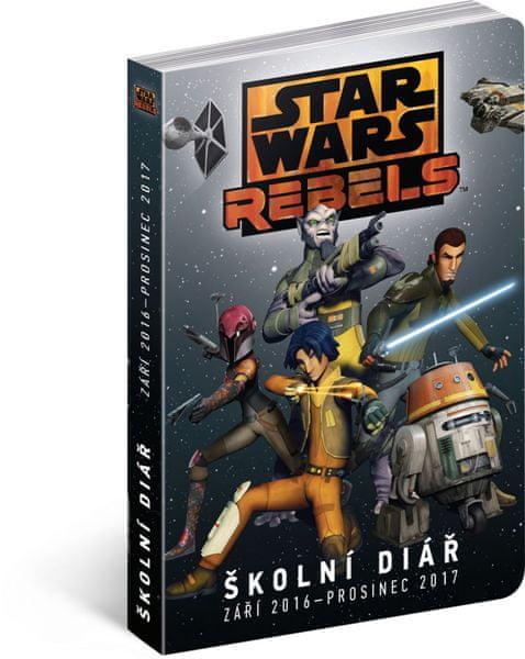 Školní diář Star Wars Rebels (září 2016 – prosinec 2017)