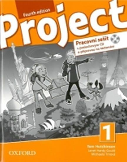 Hutchinson, T.; Hardy-Gould, J.; Trnová,: Project Fourth Edition 1 Pracovní sešit s poslechovým CD a