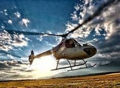 Allegria pilotem vrtulníku
