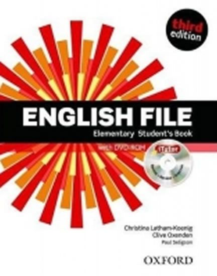 Latham-Koenig Christina; Oxenden Clive: English File Third Edition Elementary Student´s Book with i