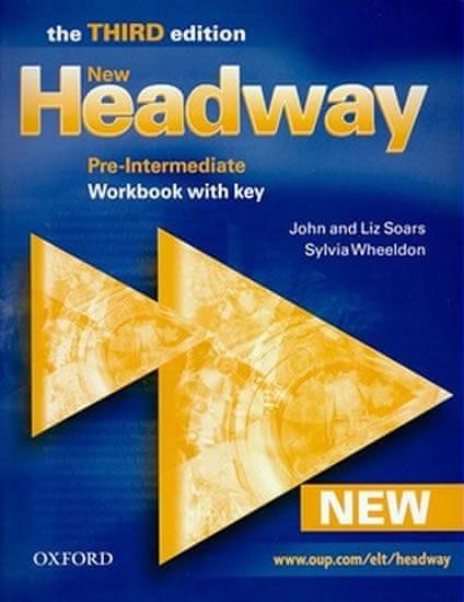 Soars John: New Headway 3rd Edition Pre-Intermediate Workbook with Key