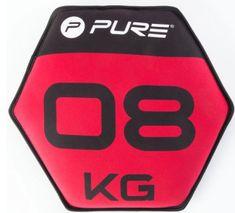 Pure2Improve neopren disk s peskom, 8 kg