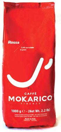 Mokarico Rossa szemes kávé, 1 kg