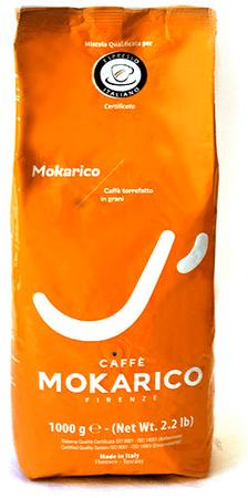 Mokarico Kawa ziarnista Mokarico 1 kg