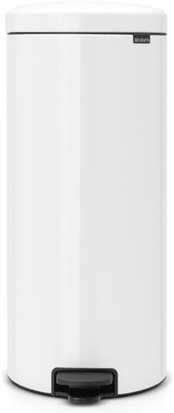 Brabantia Pedálový koš newIcon 30 l bílá