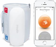 iHealth brezžični nadlahtni merilnik krvnega tlaka BP 5