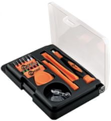 Fixpoint komplet orodja za popravilo tablic in GSM telefonov, 17-delni (44690)