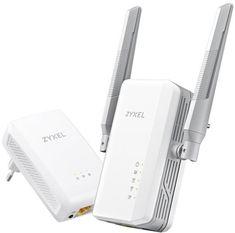 Zyxel przedłużacz zasięgu Wi-Fi PLA5236 kit (PLA5236-EU0201F)
